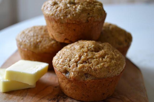Buttermilk bran muffins Recipe | HeyFood — heyfoodapp.com