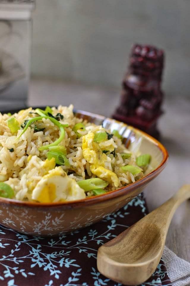 Shanghai Fried Rice Recipe | HeyFood — heyfoodapp.com