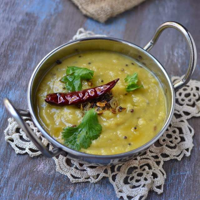 Lucknowi Dal Recipe | HeyFood — heyfoodapp.com