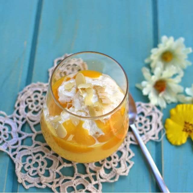 Mango Fool Recipe | HeyFood — heyfoodapp.com