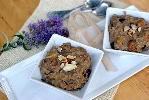 Almond Brown Rice Pudding Recipe | HeyFood — heyfoodapp.com