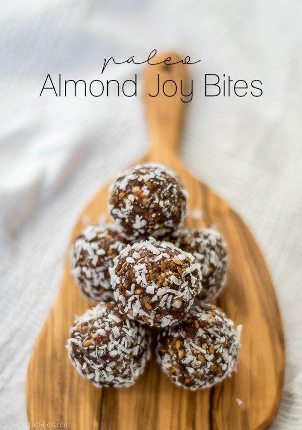 Paleo Almond Joy Bites Recipe | HeyFood — heyfoodapp.com