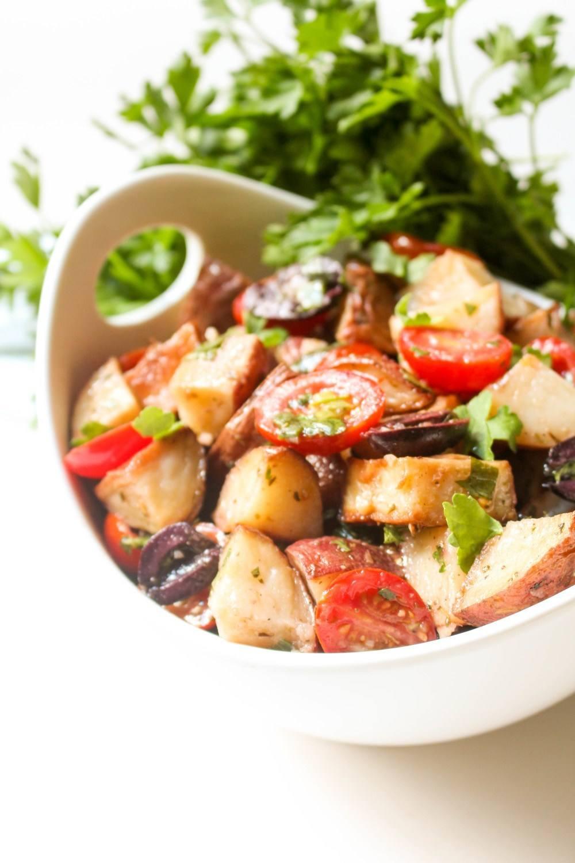 Italian Potato Salad Recipe | HeyFood — heyfoodapp.com