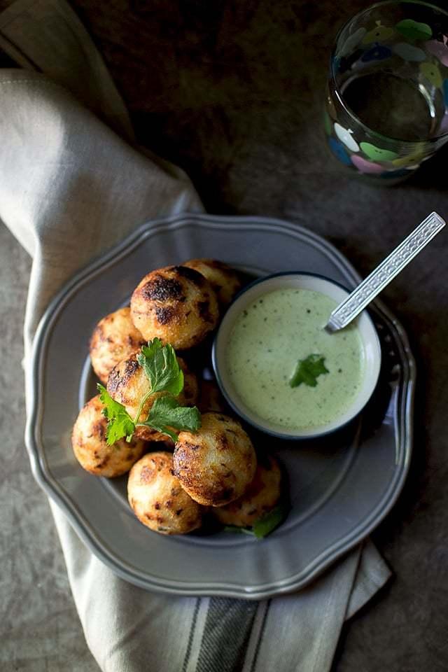 Mixed Vegetable Ponganalu Recipe   HeyFood — heyfoodapp.com