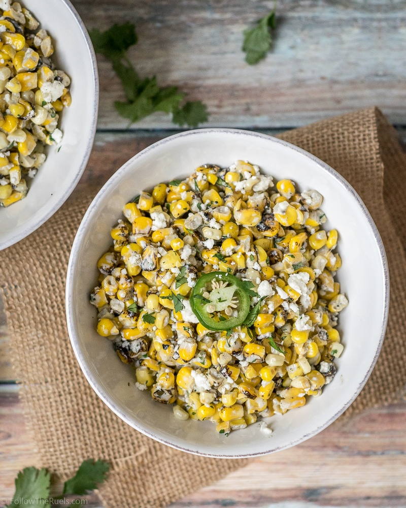 Mexican Street Corn Recipe   HeyFood — heyfoodapp.com