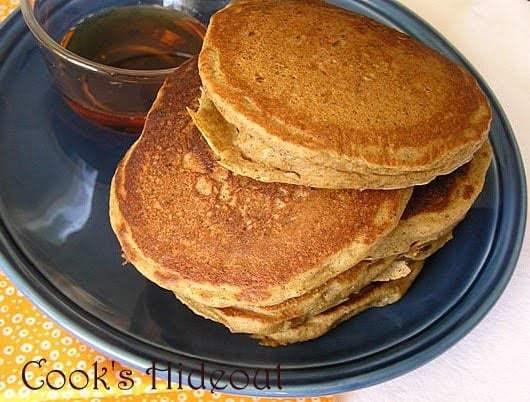 Buckwheat Pancakes Recipe | HeyFood — heyfoodapp.com