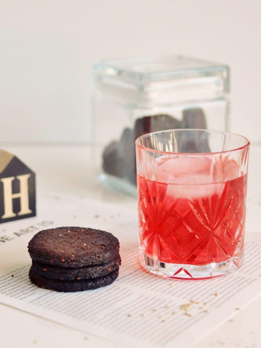 Tahini & cocoa cookies Recipe | HeyFood — heyfoodapp.com