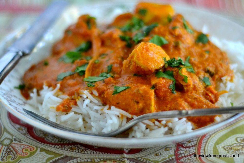 Chicken Tikka Masala Recipe | HeyFood — heyfoodapp.com