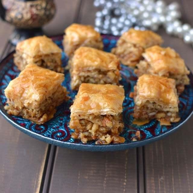 Turkish Baklava Recipe | HeyFood — heyfoodapp.com