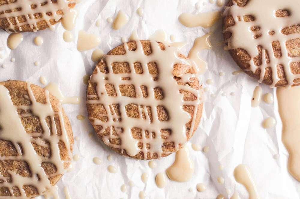 Honey Spice Hazelnut Cookies Recipe   HeyFood — heyfoodapp.com