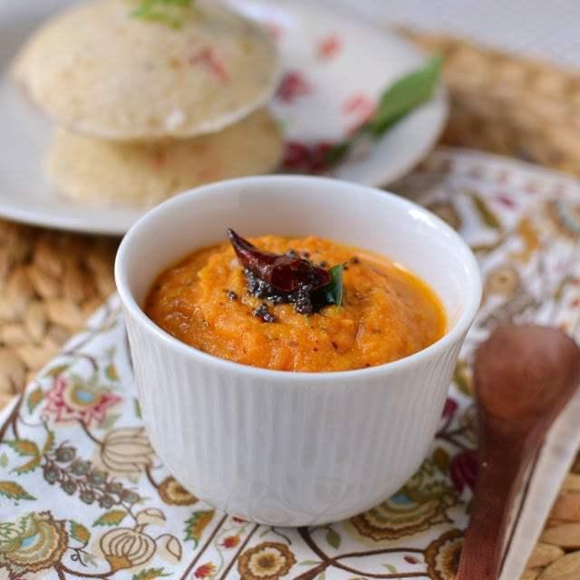 Carrot-Onion Chutney Recipe | HeyFood — heyfoodapp.com