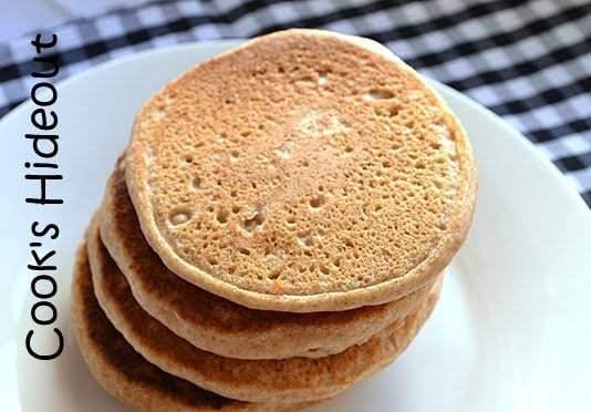 Spelt Pancakes Recipe | HeyFood — heyfoodapp.com