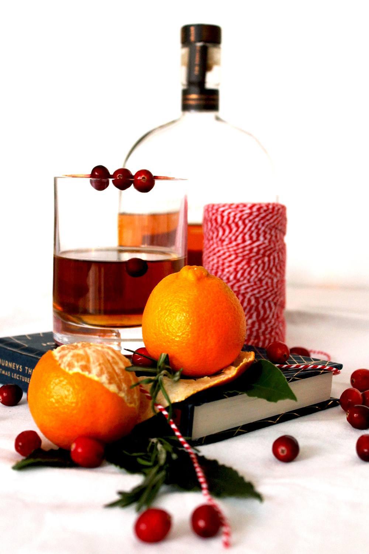 Festive Old Fashioned Cocktail Recipe | HeyFood — heyfoodapp.com