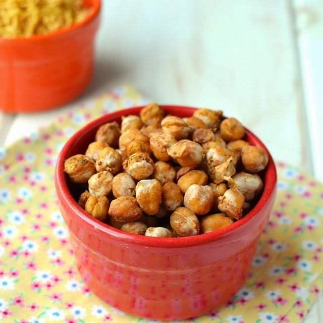 Baked Chickpeas Recipe | HeyFood — heyfoodapp.com