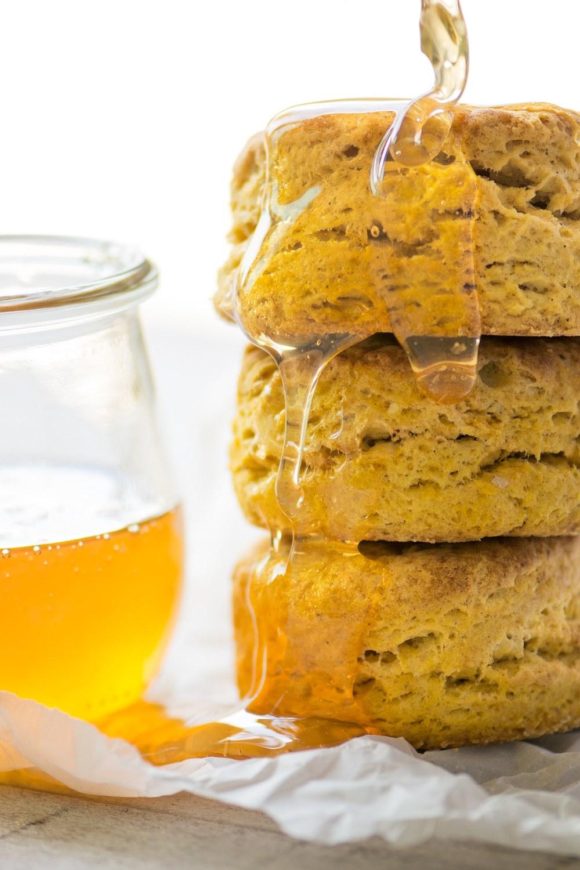 Pumpkin Spice Biscuits Recipe | HeyFood — heyfoodapp.com