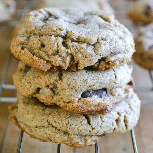 Buckwheat Chocolate Chip Cookies Recipe | HeyFood — heyfoodapp.com