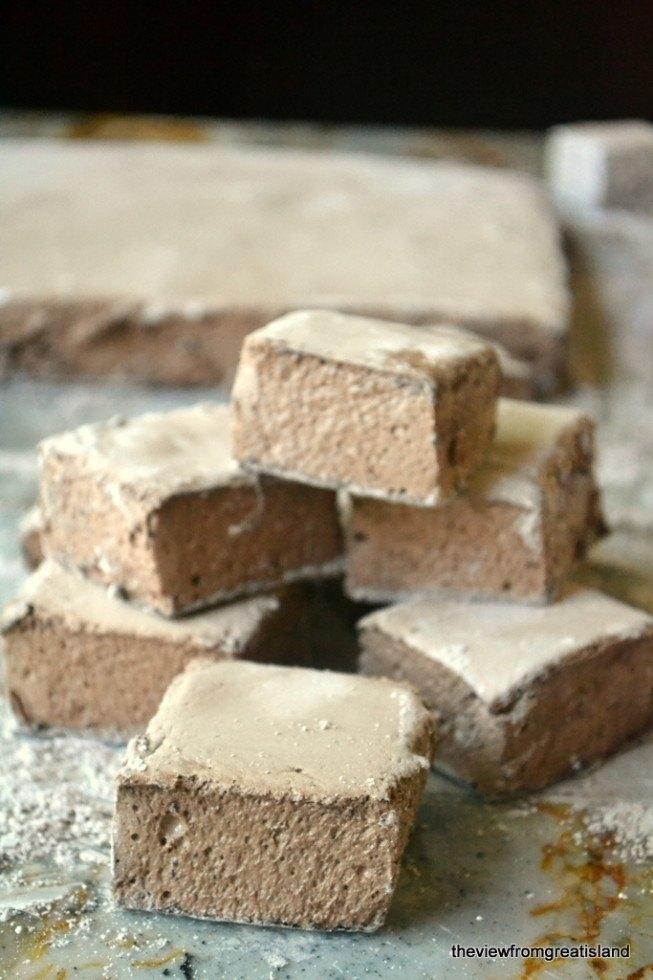 Chocolate Marshmallows Recipe | HeyFood — heyfoodapp.com