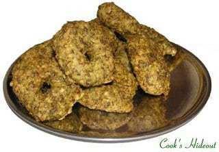 Pesara Garelu (Moong dal Vada) Recipe   HeyFood — heyfoodapp.com