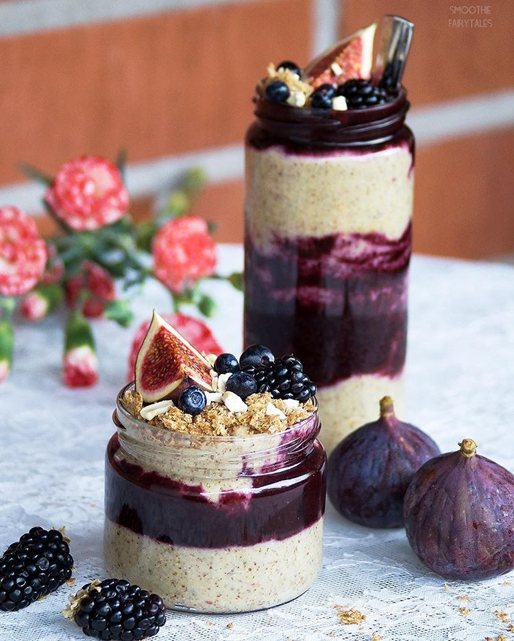 Healthy and Delicious Blueberry Smoothie Recipe | HeyFood — heyfoodapp.com