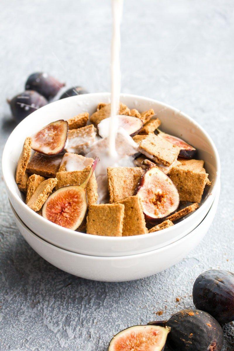 Pumpkin Spice Cereal Squares Recipe | HeyFood — heyfoodapp.com