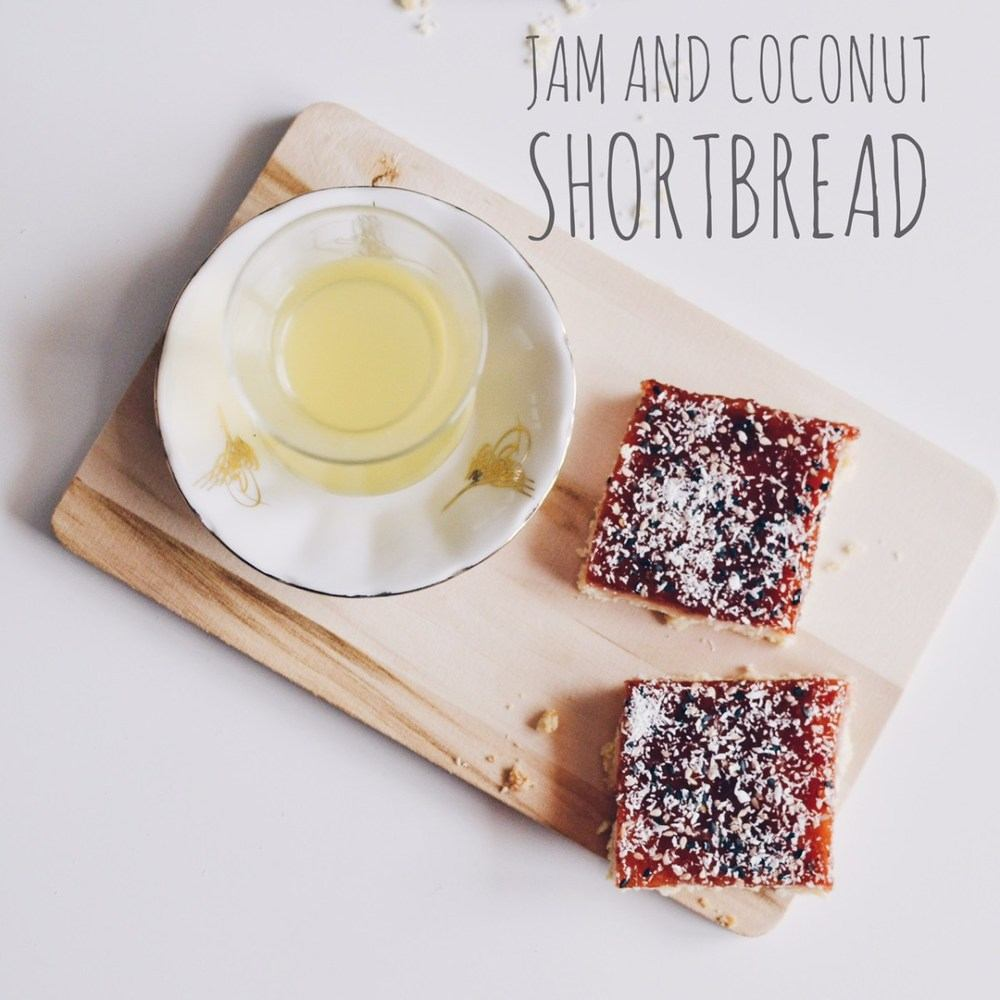 Jam shortbread Recipe | HeyFood — heyfoodapp.com