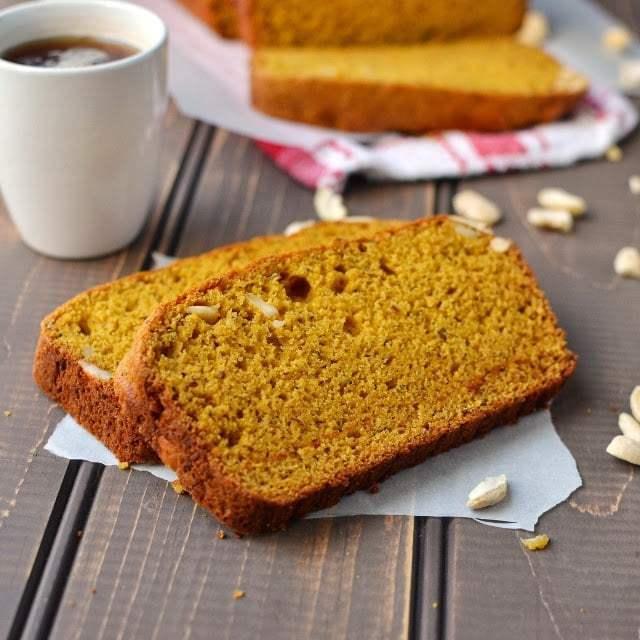 Vegan Mango Bread Recipe   HeyFood — heyfoodapp.com