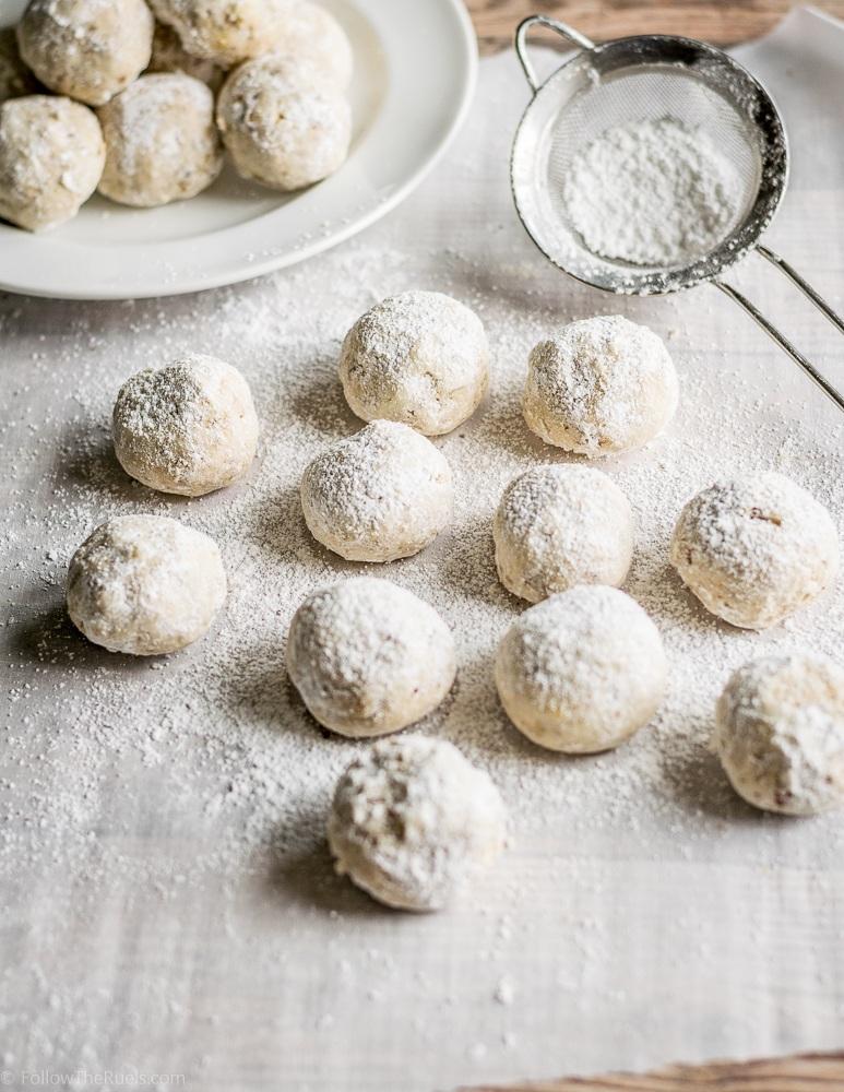Mexican Wedding Cookies Recipe   HeyFood — heyfoodapp.com