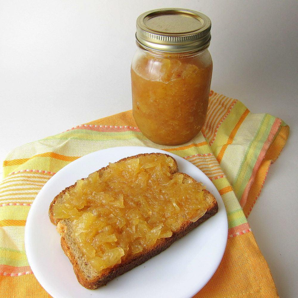 Easy Pineapple Jam Recipe Recipe | HeyFood — heyfoodapp.com
