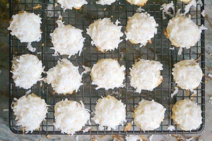 Coconut Snowball Melting Moments Recipe | HeyFood — heyfoodapp.com