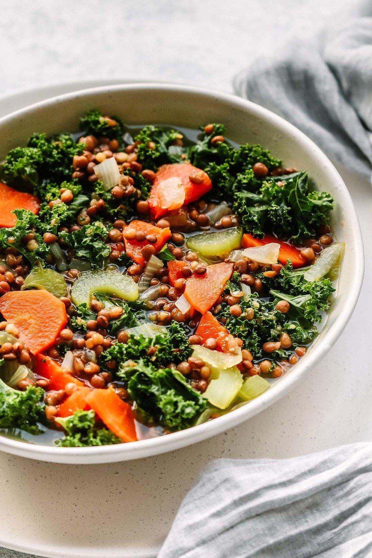 Quick Lentil Soup Recipe | HeyFood — heyfoodapp.com