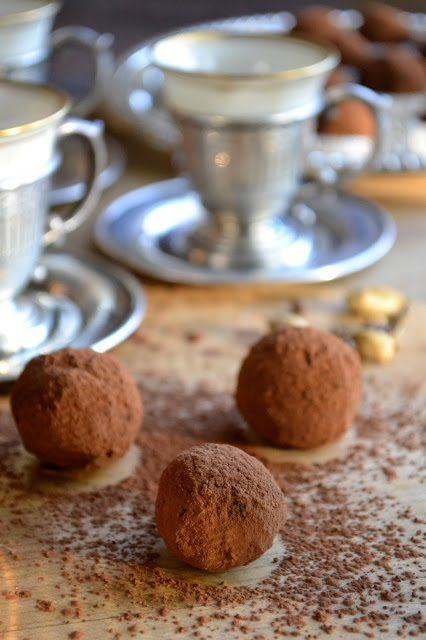 Coffee and Cardamom Truffles Recipe | HeyFood — heyfoodapp.com