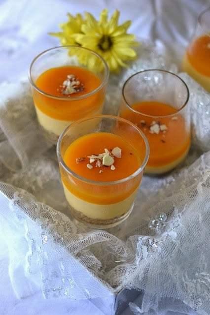 No-Bake Mango Cheesecake Recipe | HeyFood — heyfoodapp.com