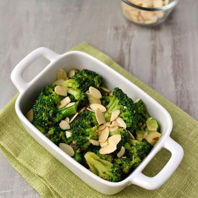 Buttery Garlicky Broccoli Recipe | HeyFood — heyfoodapp.com