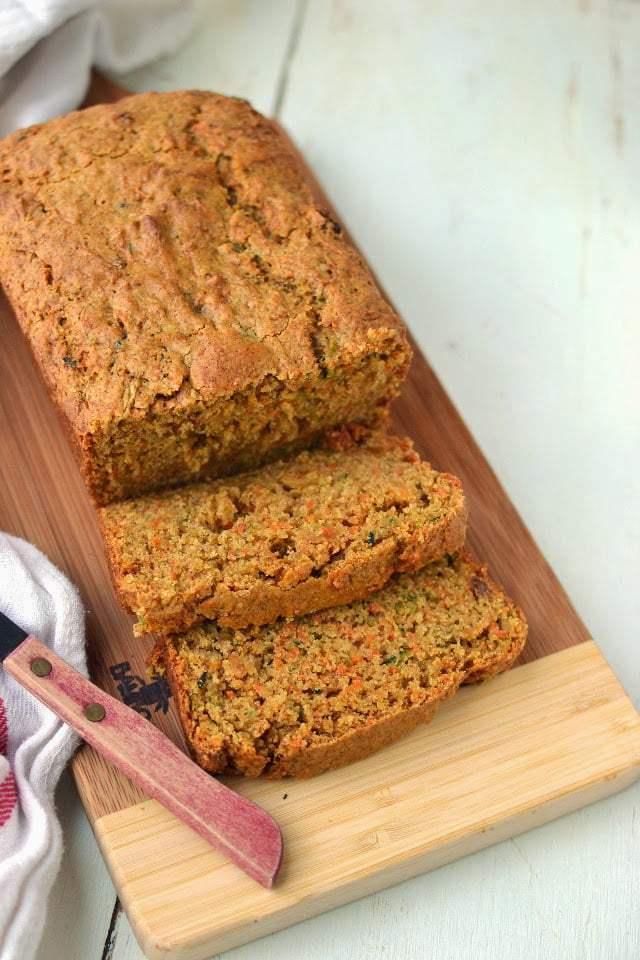 Carrot-Zucchini Bread Recipe | HeyFood — heyfoodapp.com