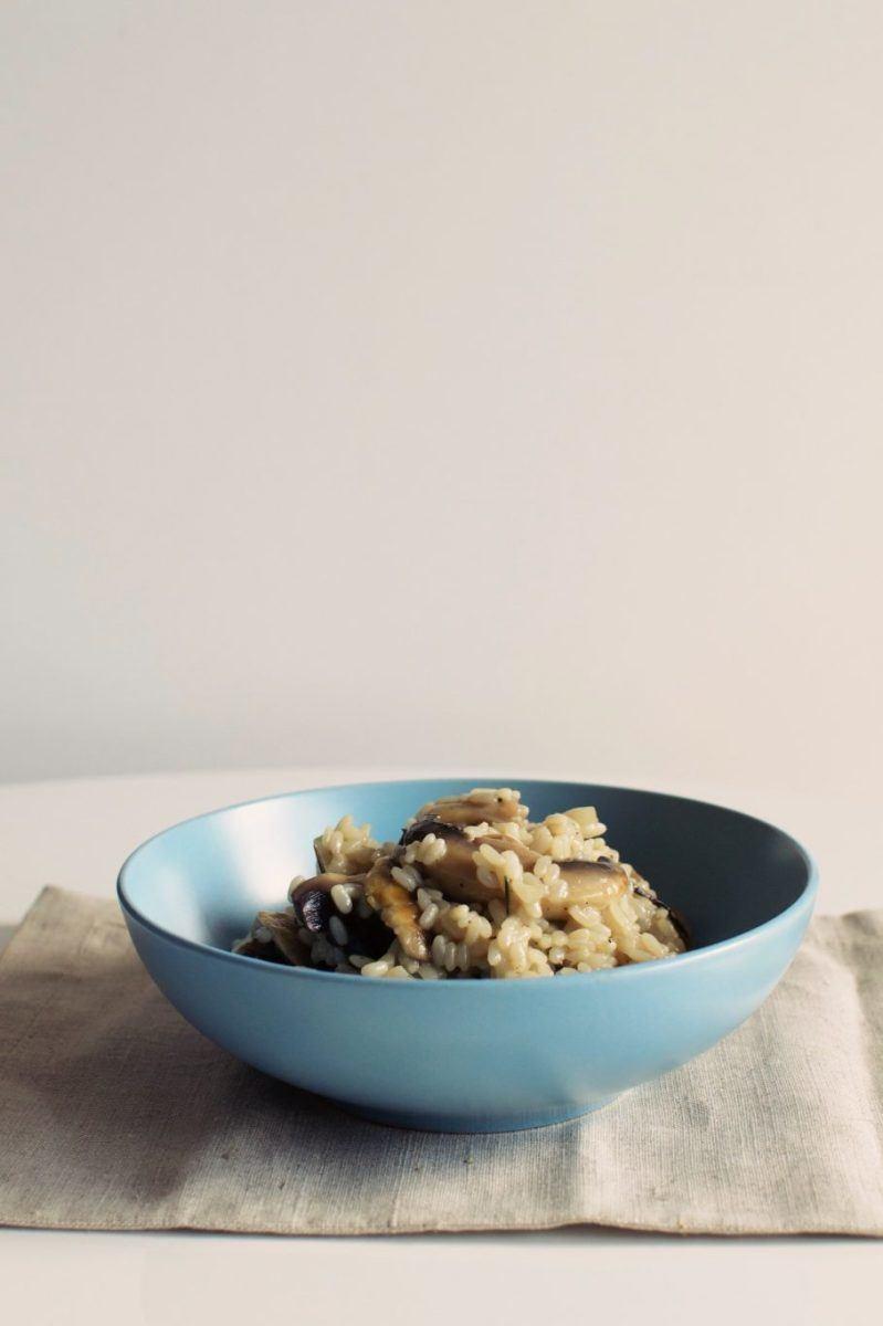 Mushroom risotto - the perfect comfort food Recipe | HeyFood — heyfoodapp.com