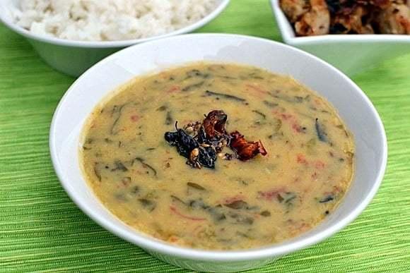 Bachchali kura Pappu Recipe | HeyFood — heyfoodapp.com