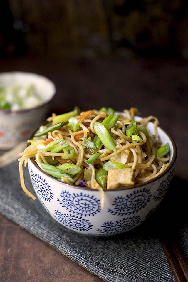 Hakka Noodles Recipe   HeyFood — heyfoodapp.com