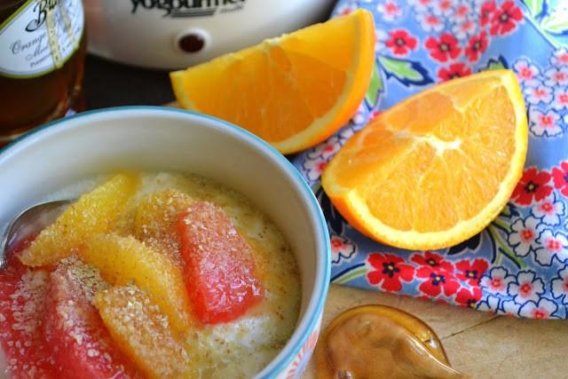 Making Yogurt Recipe   HeyFood — heyfoodapp.com