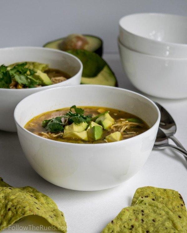 Chicken Chili Verde Recipe | HeyFood — heyfoodapp.com