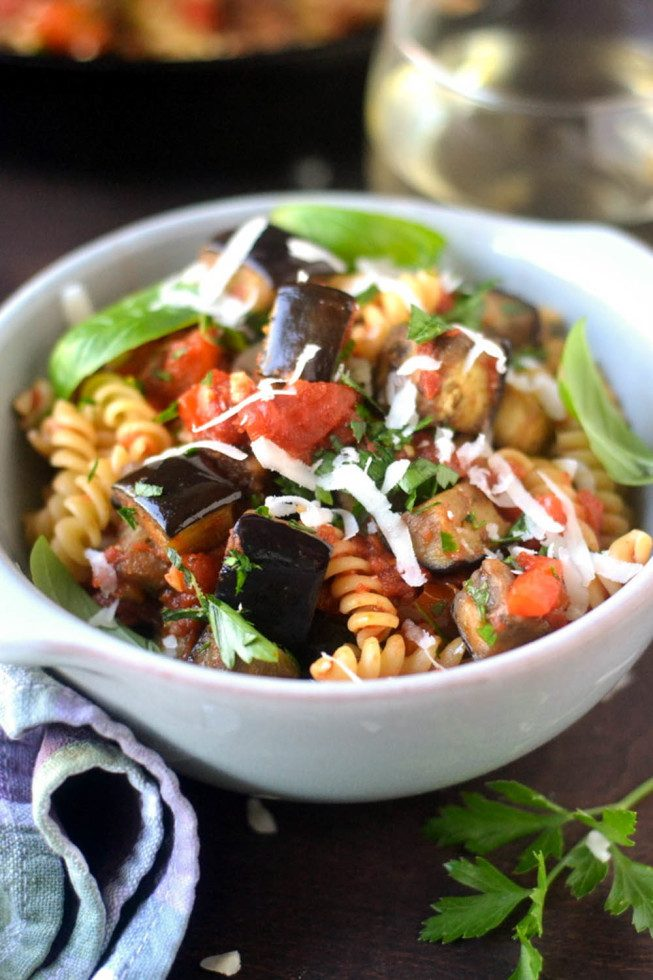 Pasta Alla Norma Recipe | HeyFood — heyfoodapp.com