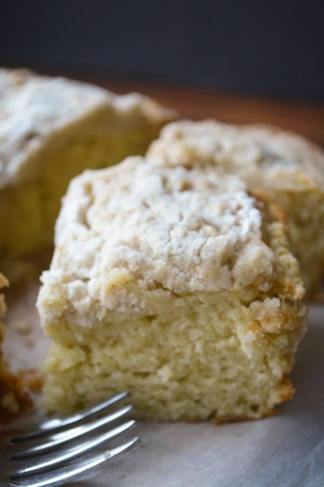 Cardamom Crumb Cake Recipe | HeyFood — heyfoodapp.com