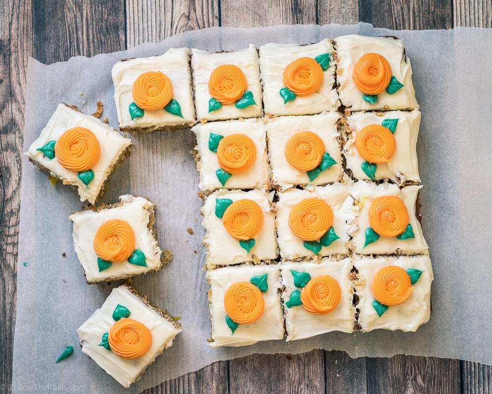 Damn That's Good Carrot Cake Recipe | HeyFood — heyfoodapp.com