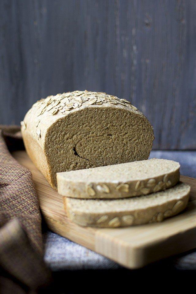 Whole Wheat White Bean Bread Recipe   HeyFood — heyfoodapp.com