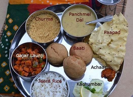 Dal Baati Recipe   HeyFood — heyfoodapp.com