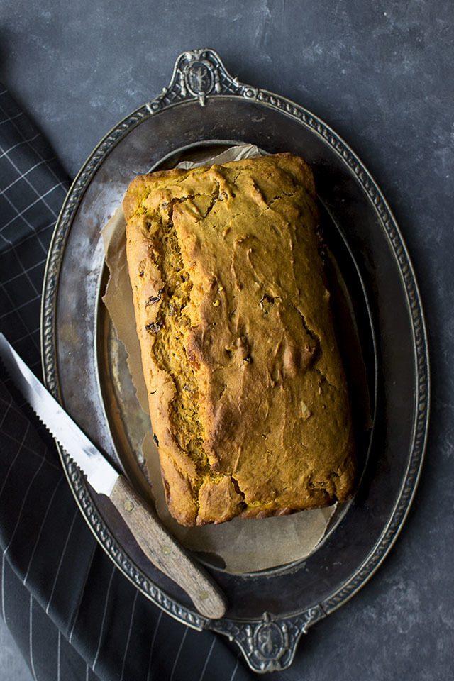 Sourdough Pumpkin Bread Recipe | HeyFood — heyfoodapp.com