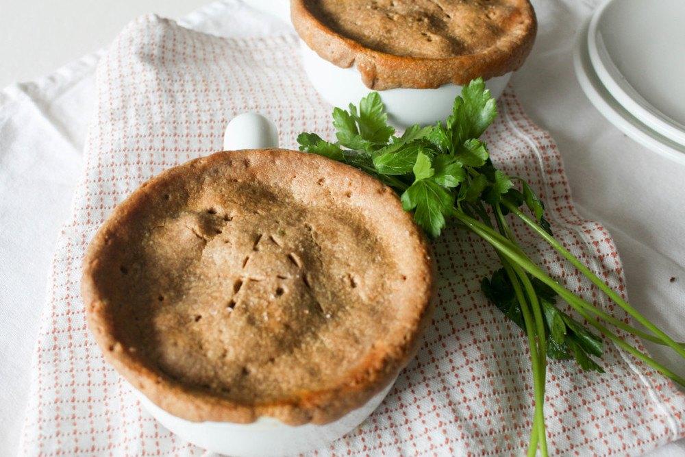 Veggie Pot Pie Recipe | HeyFood — heyfoodapp.com