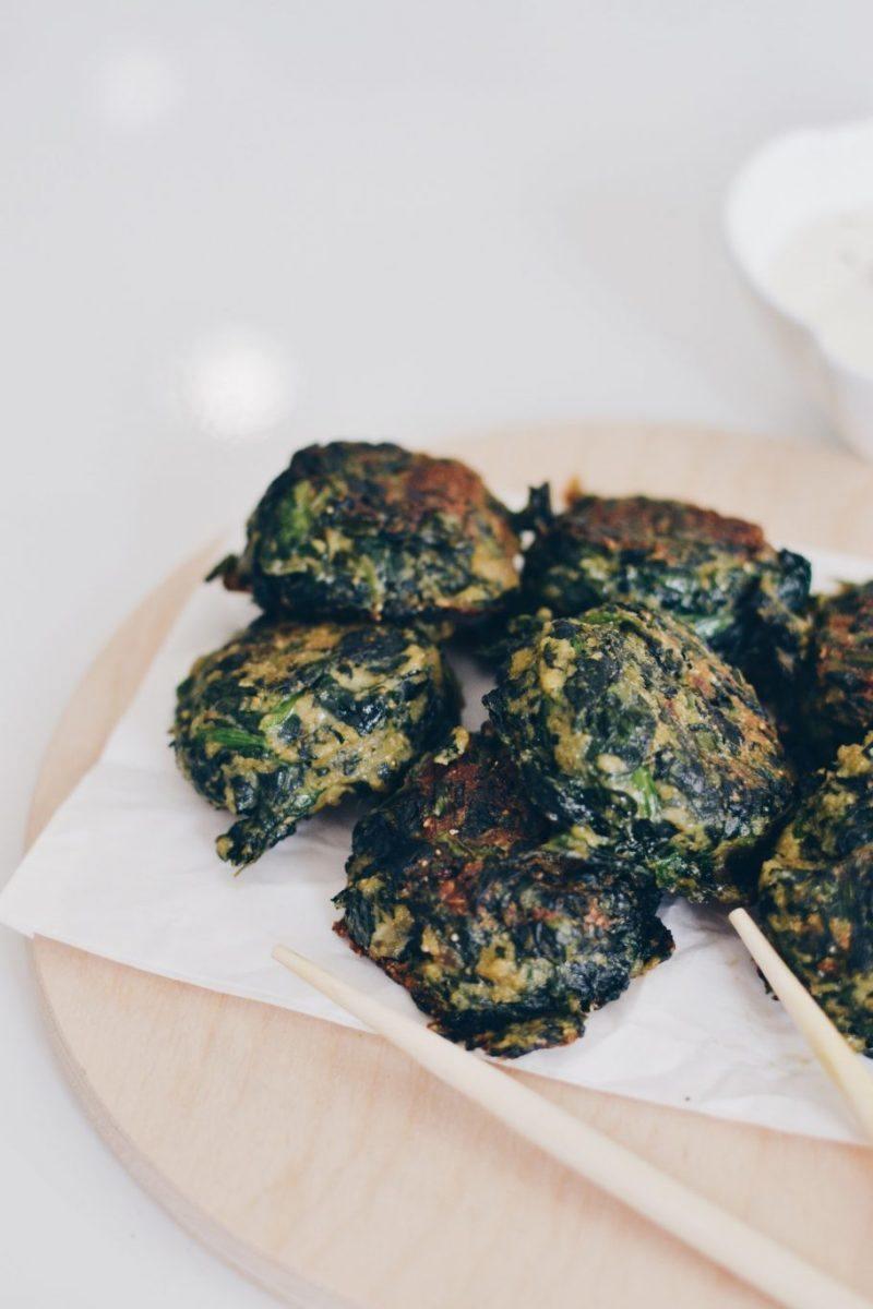 Spinach balls Recipe   HeyFood — heyfoodapp.com
