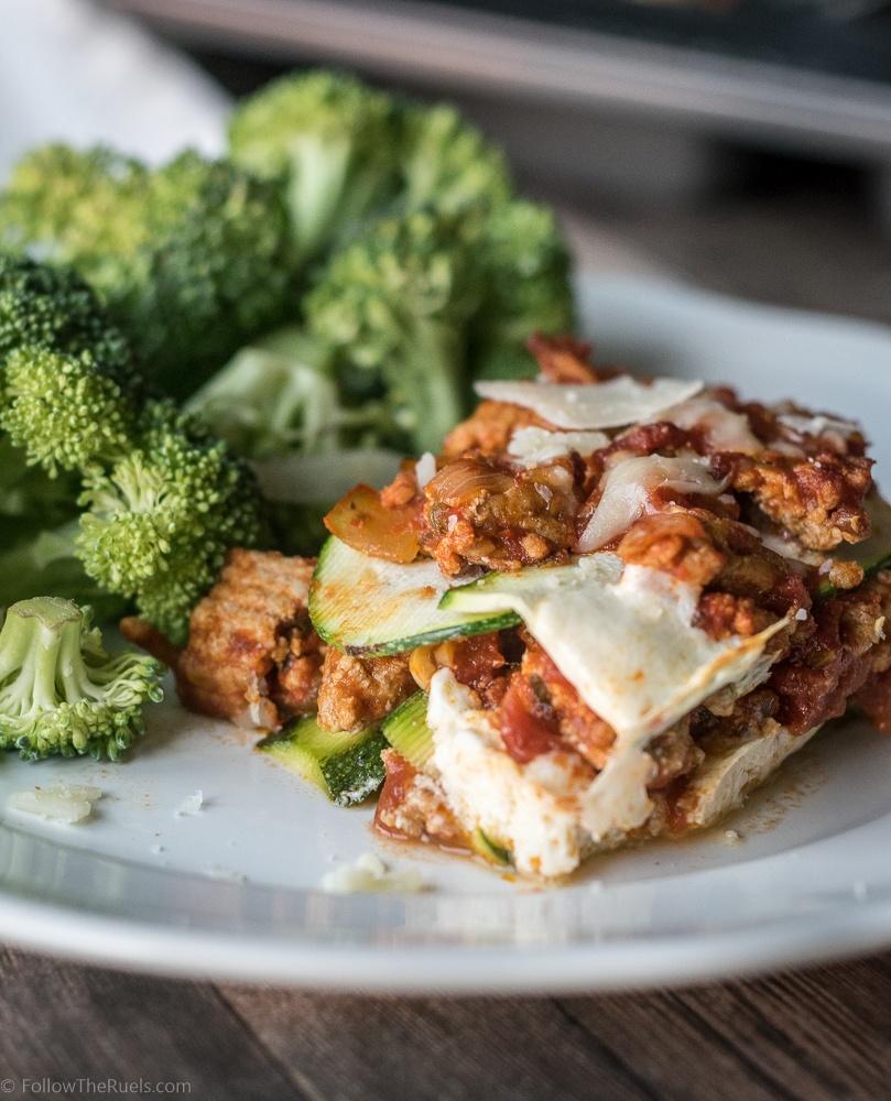 Zucchini Lasagna Recipe | HeyFood — heyfoodapp.com