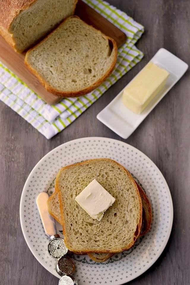 Basic Sourdough Sandwich Loaf Recipe | HeyFood — heyfoodapp.com
