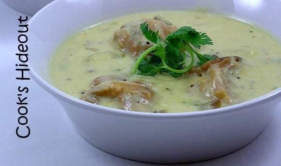 Kadhi Pakoda Recipe | HeyFood — heyfoodapp.com